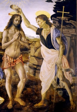 Święty Jan Chrzciciel