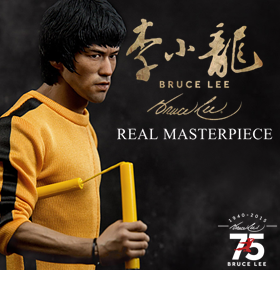 ENTERBAY 1/6 SCALE BRUCE LEE