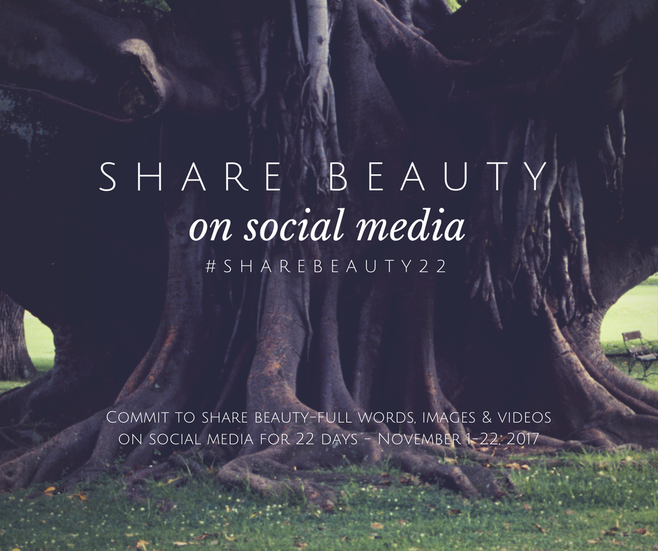 #sharebeauty22