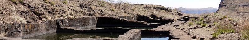 ... spring-water tanks at Kulanggad