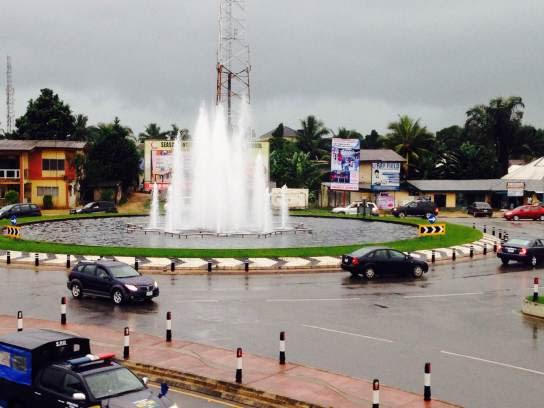 Nwaniba Roundabout (Uyo, Akwa Ibom State).JPG
