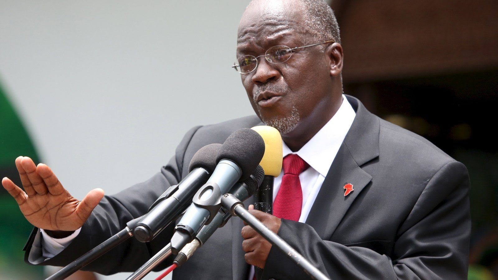 Tanzanian President Who Was Skeptical of Western Vaccines DEAD After Missing for Two Weeks Tanzanian-President-john-magufuli