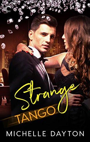 Cover for 'Strange Tango'