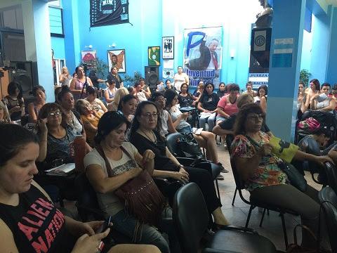 Mujeres Sindicalistas 3