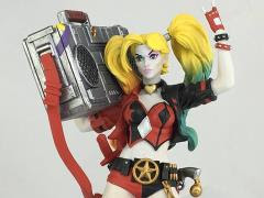 SDCC EXCLUSIVE REBIRTH HARLEY QUINN WITH BOOMBOX