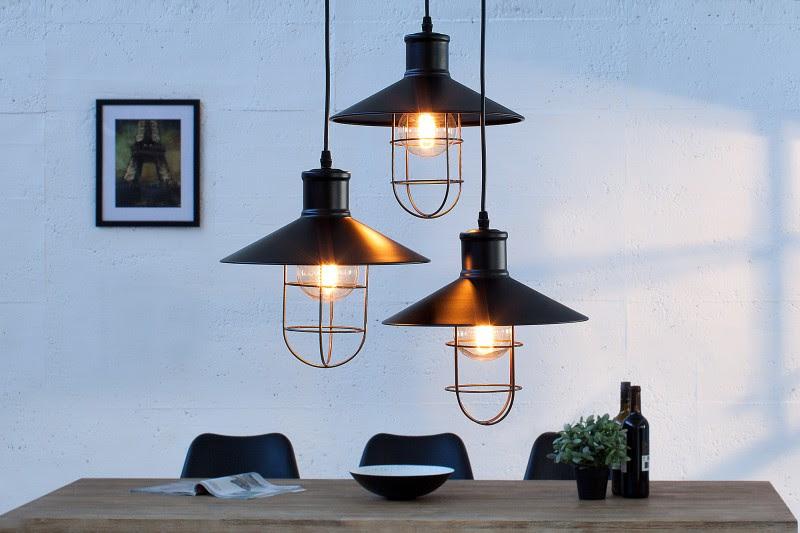 zavesna lampa FACTORY