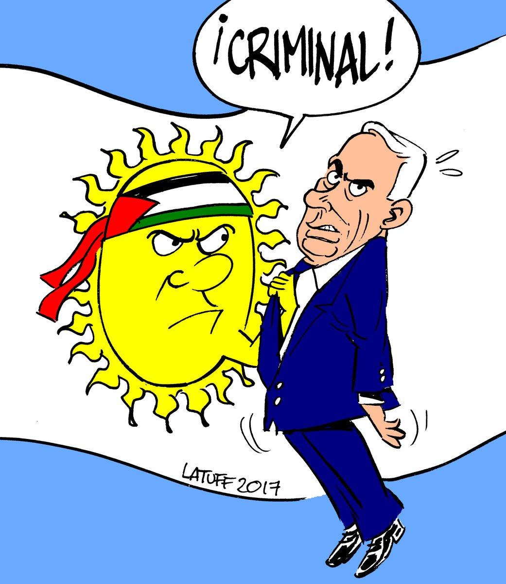 Convocan una marcha en repudio a la visita de Netanyahu a Argentina
