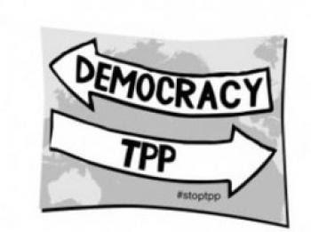 Democracy vs. TPP