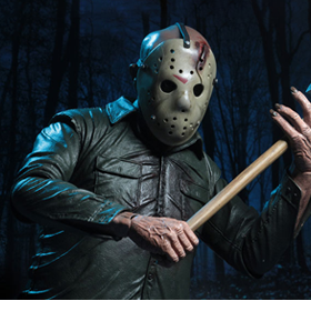 Friday the 13th: The Final Chapter 1/4 Scale Jason Figure