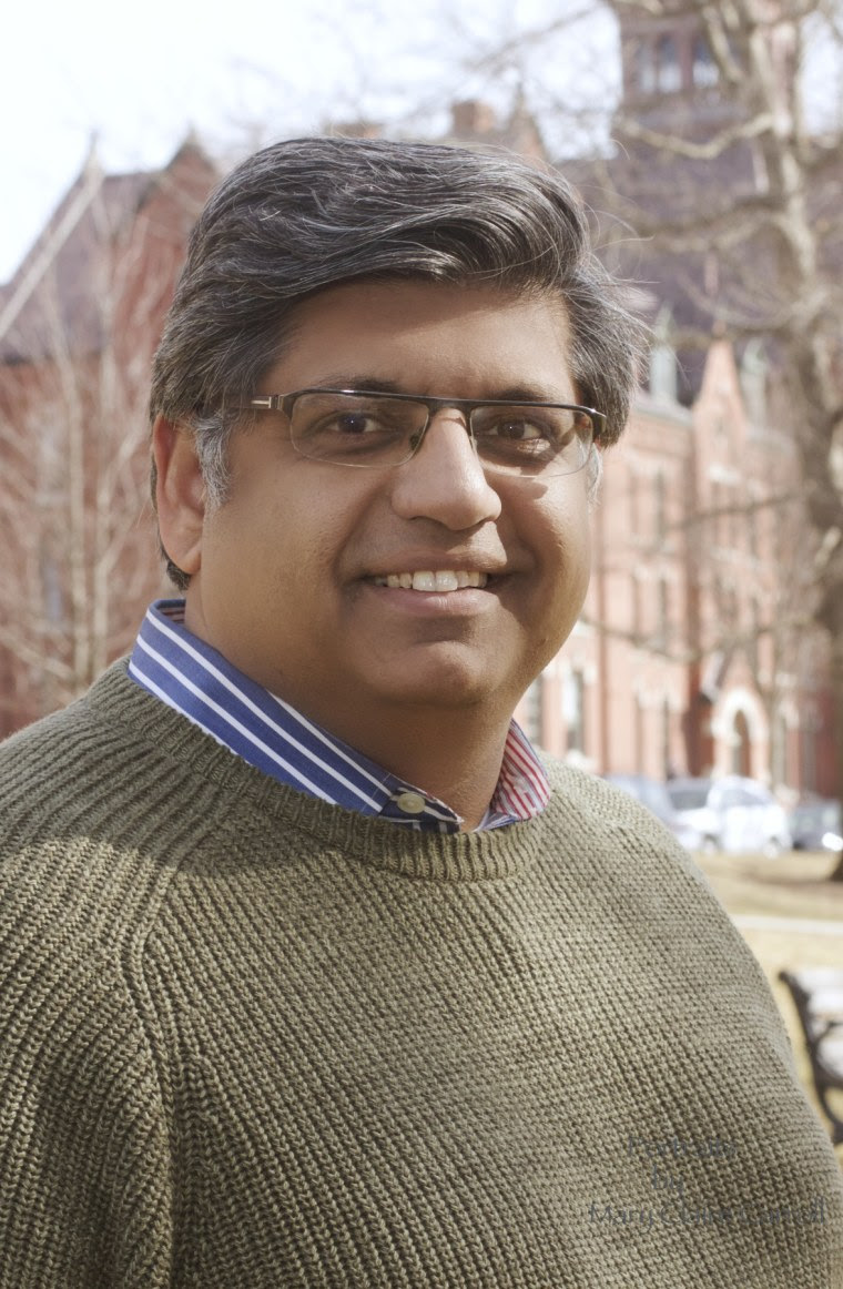 Image: Vermont Democrats elected Faisal Gill as the nation's first Muslim state party chairman