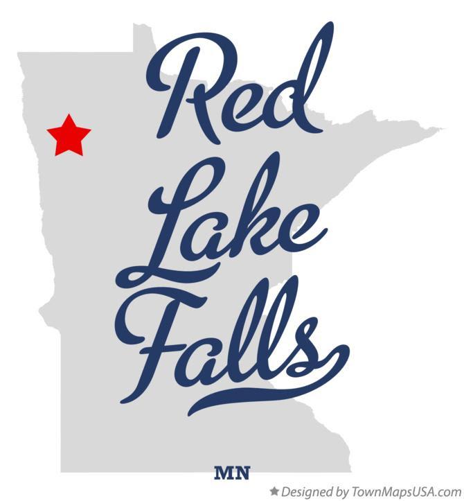 Red Lake Falls