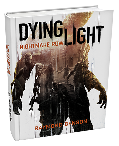 Dying Light Book Cover to1