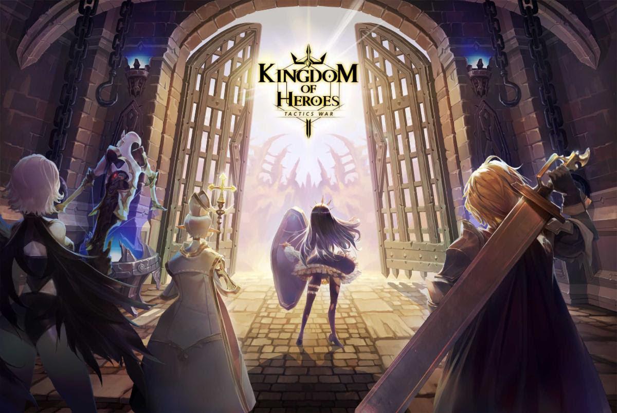 Kingdom of Heroes: Tactics War ya disponible en Android e iOS