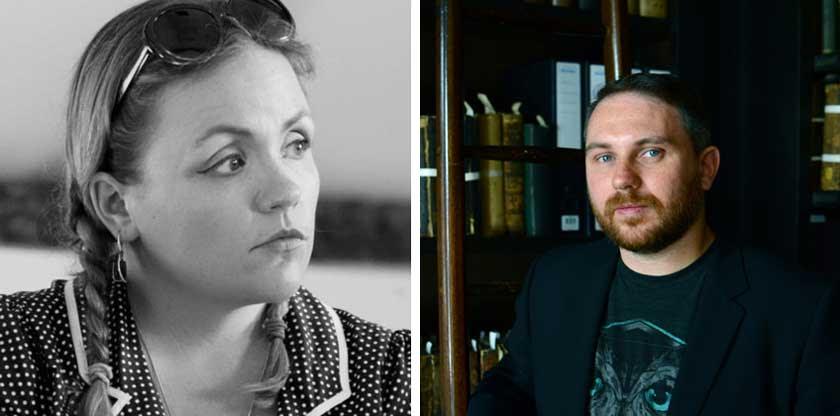 Leah Moore and John Reppion