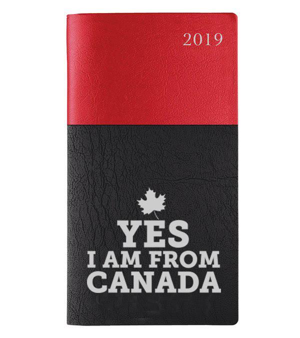 2019 O Canada Pocket Pal