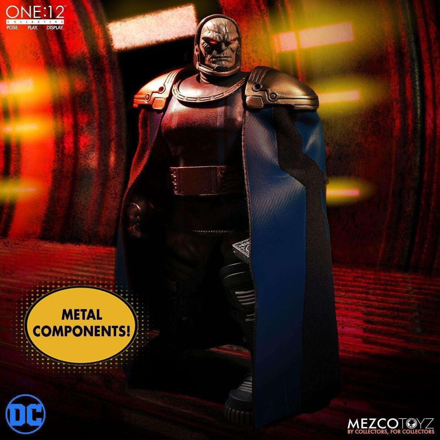 Image of One:12 Collective Darkseid