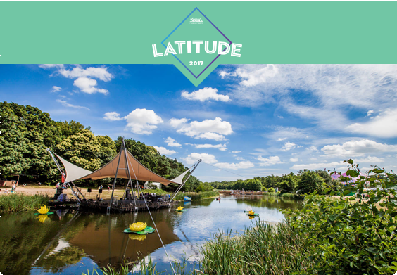 Latitude Festival website