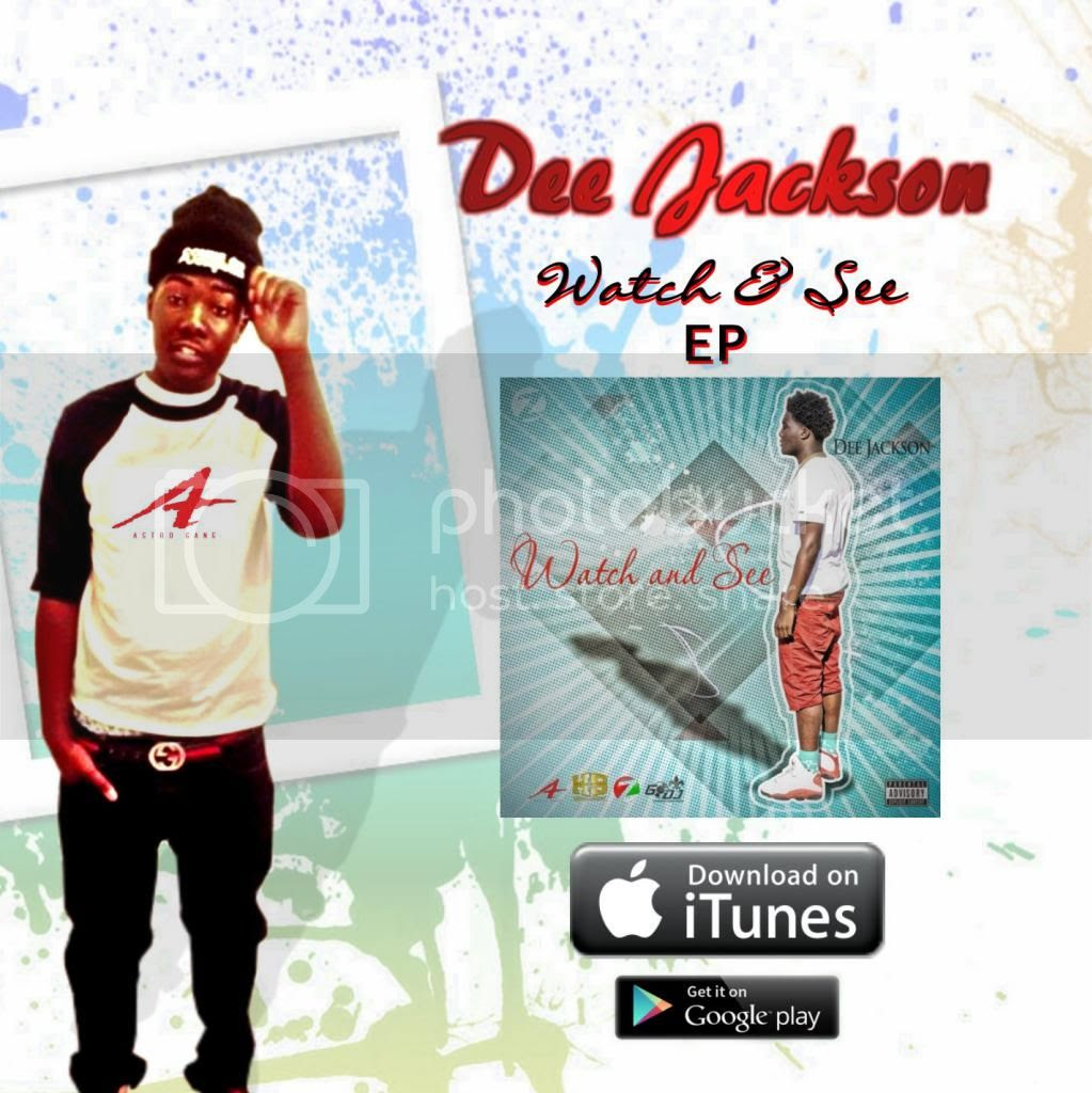 Dee Jackson - Watch & See EP available NOW on iTunes! photo deejackson-WSpromo3.jpg