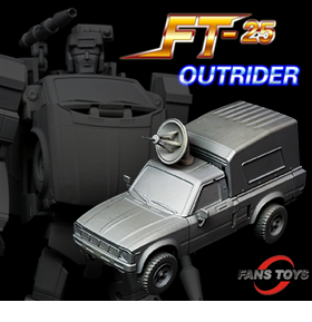 FT-25 OUTRIDER