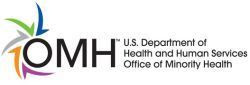 Office of minority health logo