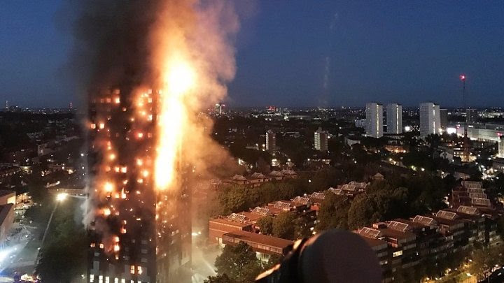 London Fire: Who Started It And Why?