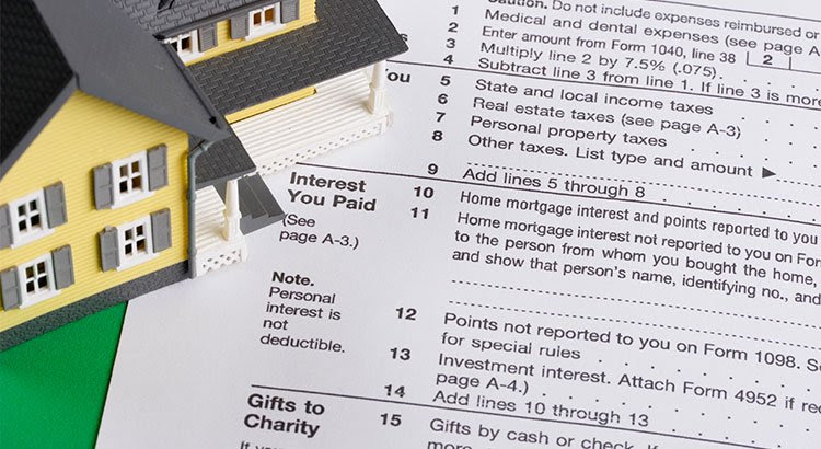 What Impact Will the New Tax Code Have on Home Values? | Keeping Current Matters