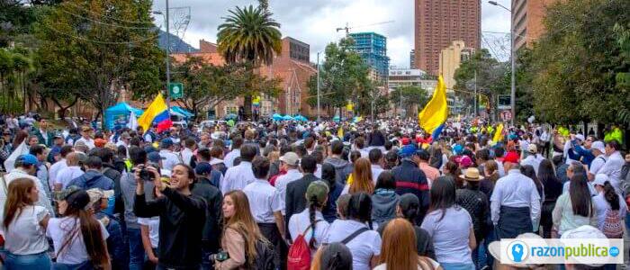 Marchas y protestas se esperan en el 2020