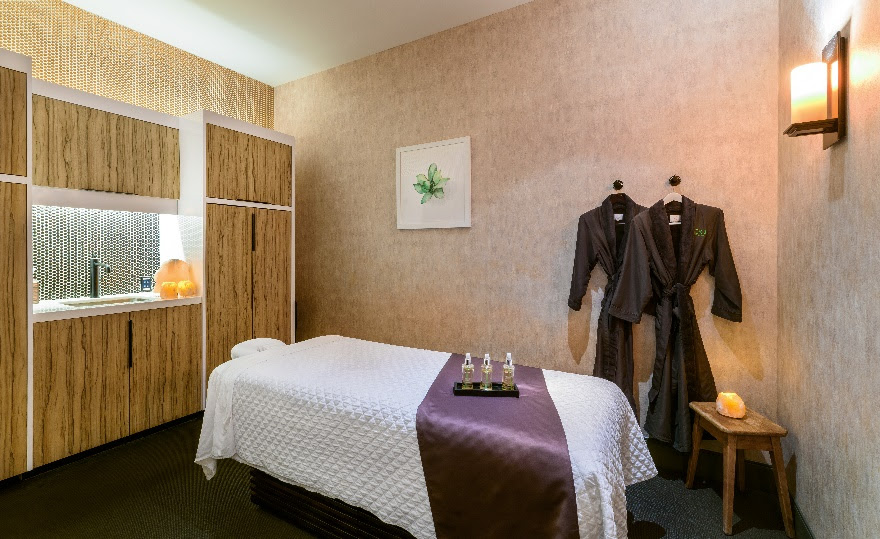 Spa at The LINQ treatment room