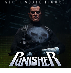 1/6 SCALE PUNISHER
