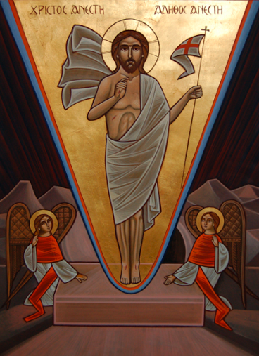 Image result for resurrection icon coptic