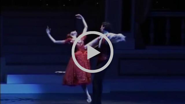 La Traviata ballet en II actos  (edicion aprox 18 minutos)