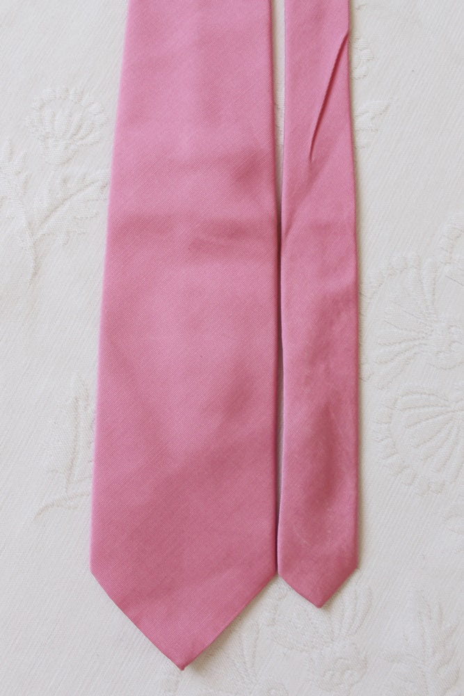 BOSS BY HUGO BOSS DESIGNER PINK TIE