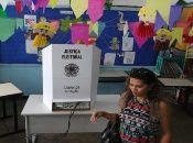 La jornada electoral se ha desarrollado sin incidencia graves, según el TSE.