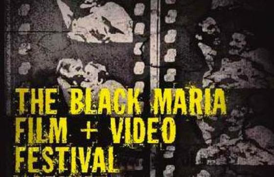 Black Maria Film + Video Festival Logo