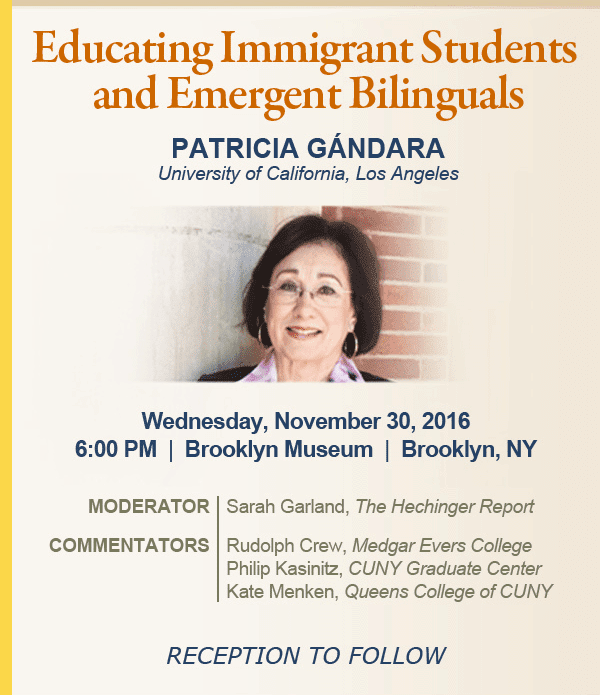 Educating Immigrant Students and Emergent Bilinguals