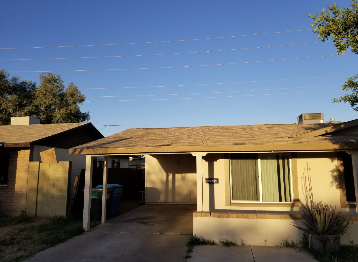 2249 N 47th Dr Phoenix, AZ 85035 Maryvale wholesale opportunity