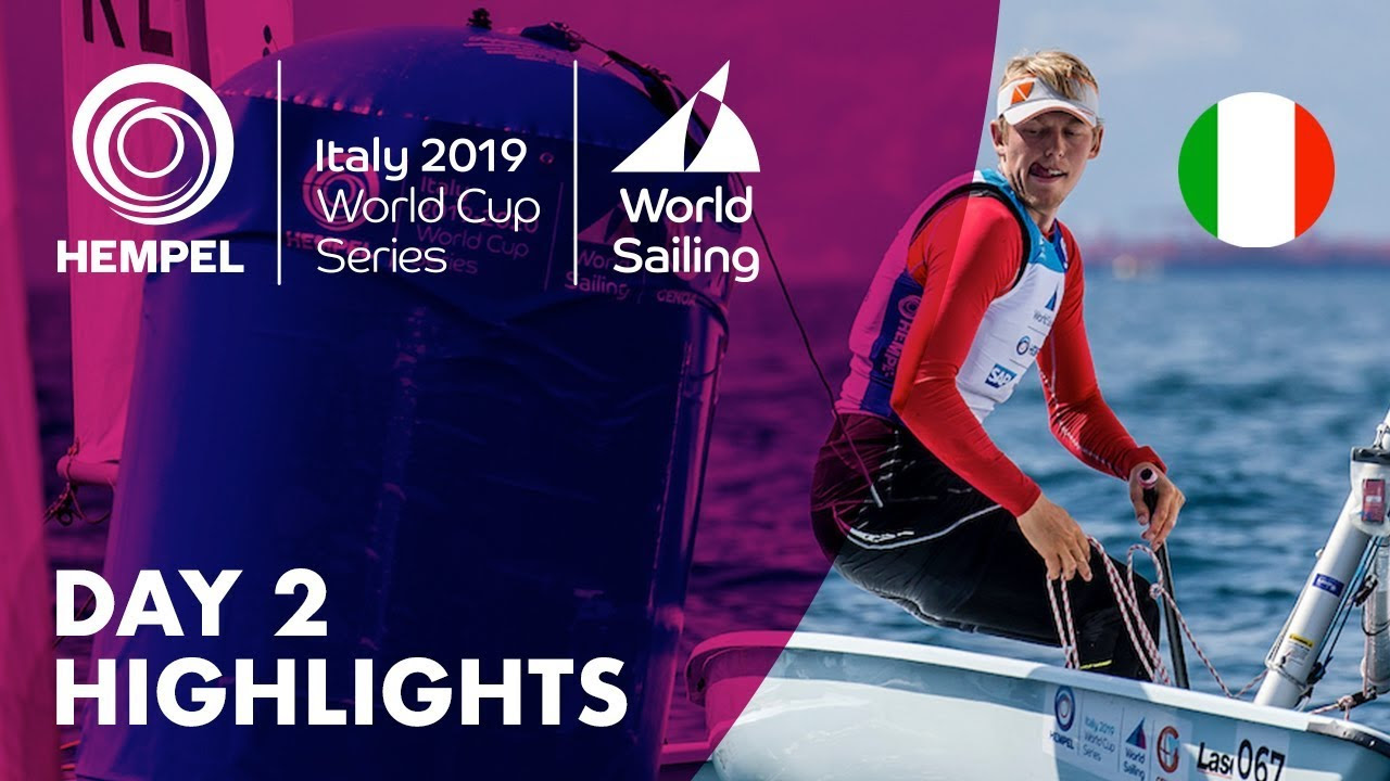 Day 2 Highlights | Hempel World Cup Series Genoa 2019