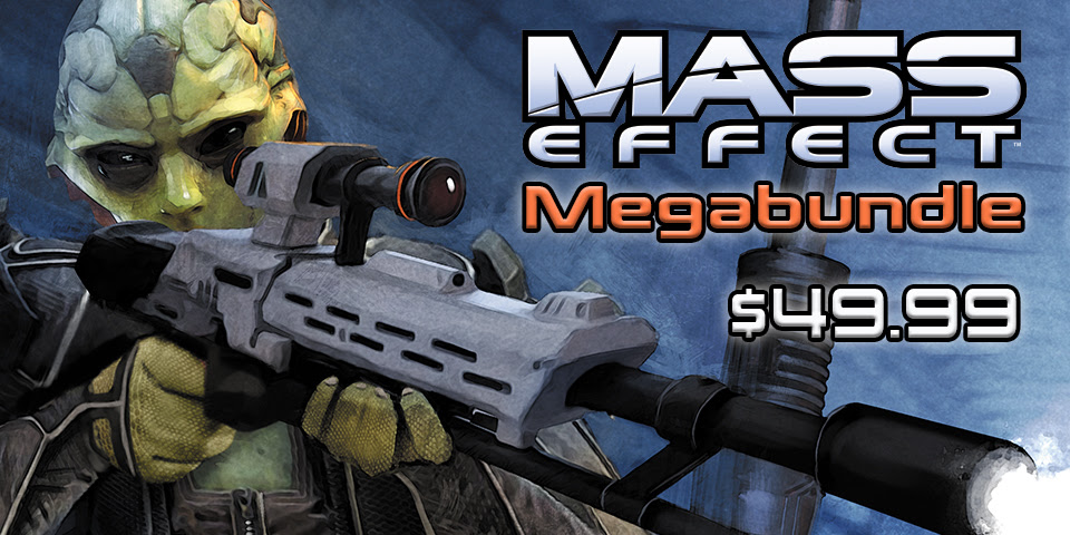 Mass Effect Megabundle
