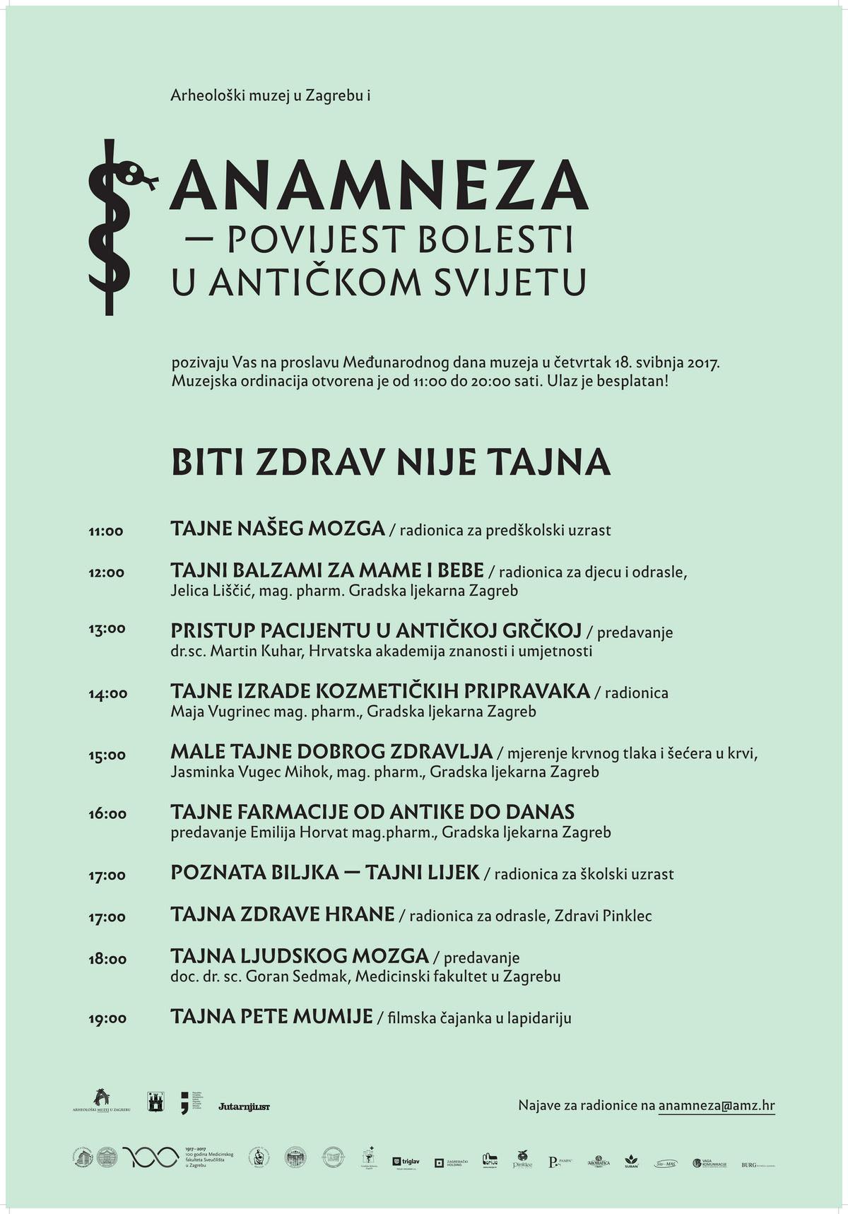 AMZ – Proslava Međunarodnog dana muzeja (PRESS)