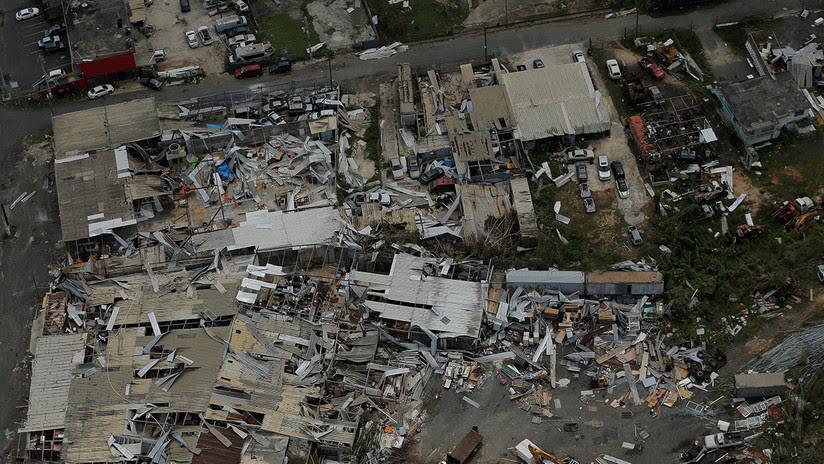 Informe: El huracán María mató a casi 3.000 personas en Puerto Rico