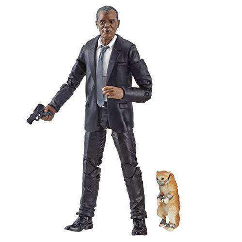Image of Captain Marvel (Kree Sentry BAF) Marvel Legends Wave 1 - Nick Fury - JANUARY 2019
