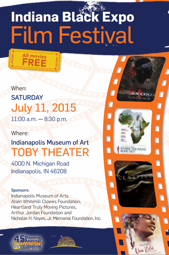 Indiana Black Expo Film Festival 2015