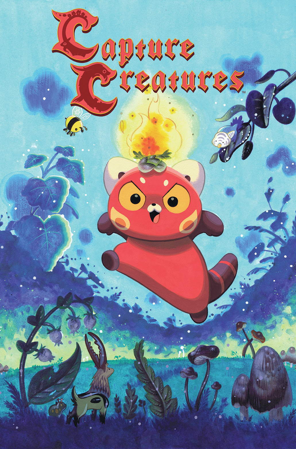 Capture Creatures #1 Cover A