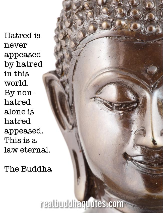 non-hatred