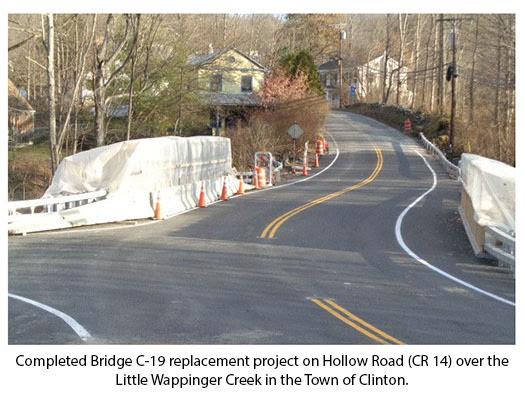 Bridge C-19 in Clinton