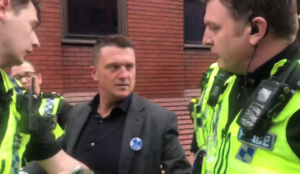 Tommy Robinson will be the UK's tipping point