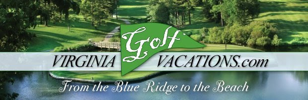 Virginia Golf Vacations | Virginia is FORE Golf Lovers!
