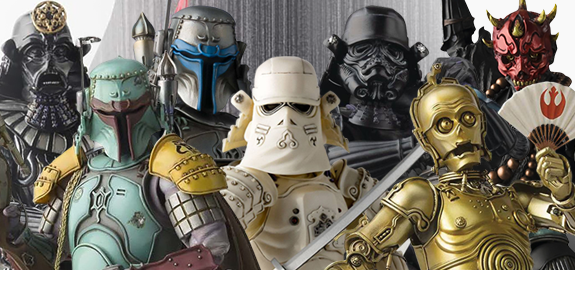 STAR WARS MEI SHO MOVIE REALIZATION SALE