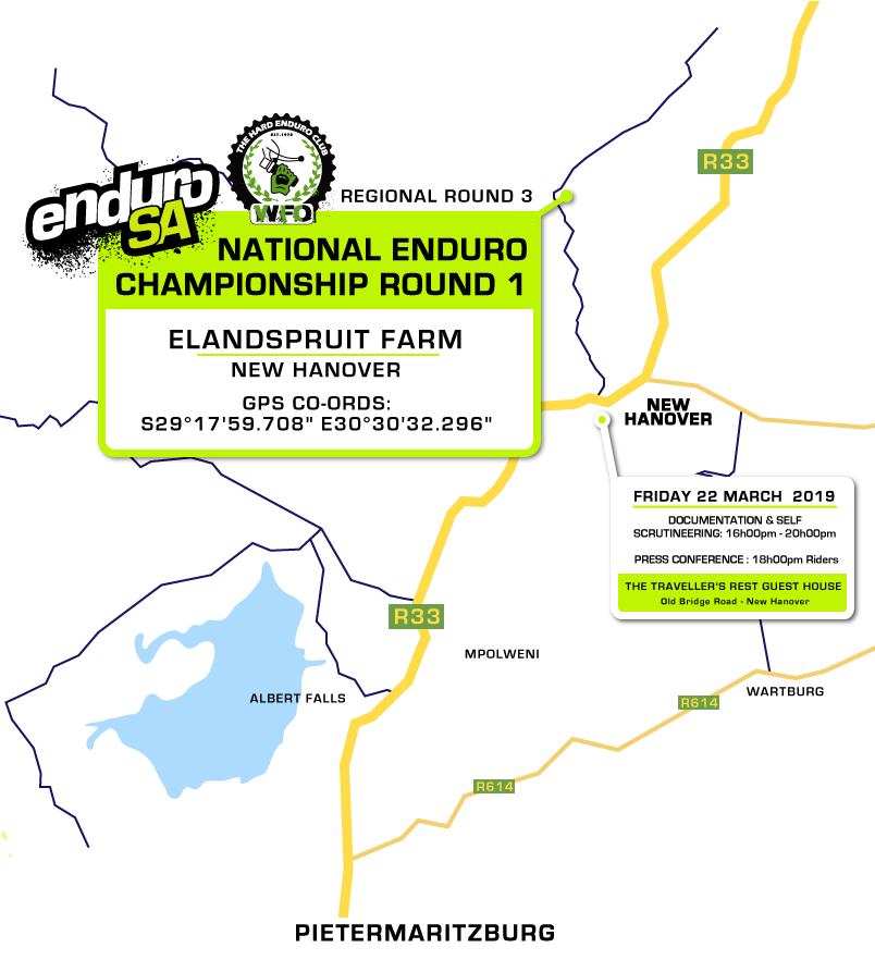Everything you need to know about National Enduro