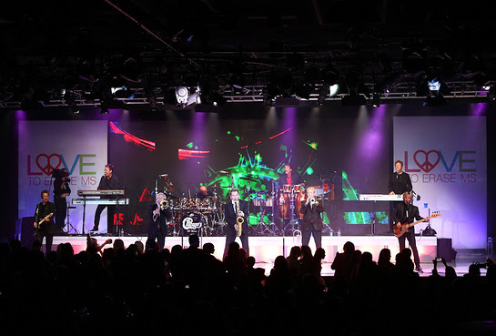 Chicago Performs At 24th Annual Race To Erase MS Gala